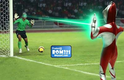 Pemancar Sinar Laser Ke Penjaga Gol Indonesia Telah Dapat Di Kesan