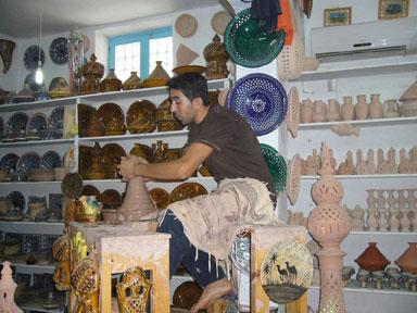 [pottery+in+tunesia]