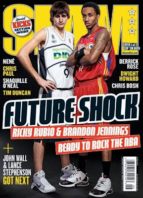 ricky rubio brandon jennings slam magazine Will Ricky Rubio be coming to New York?