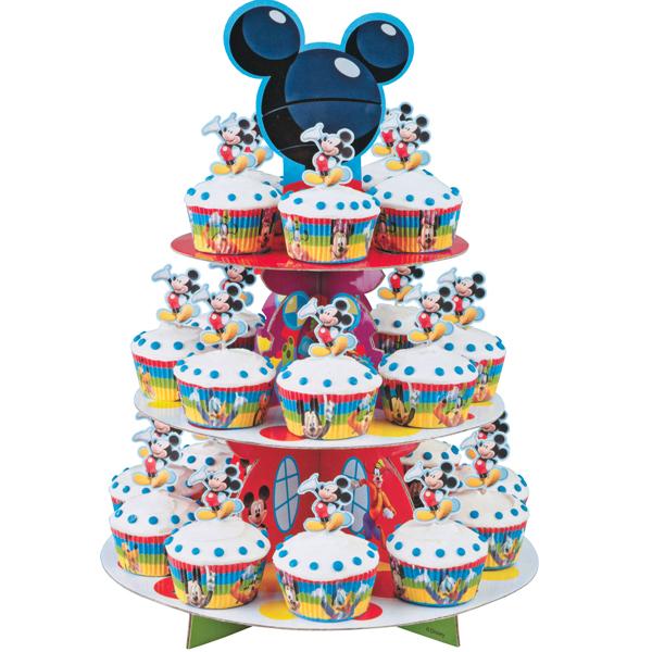 Mickey Cupcake Stand