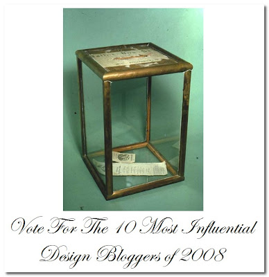most influential design bloggers of 2008