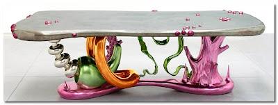abyss table Mattia Bonetti
