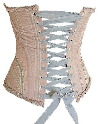 corsets at frocked
