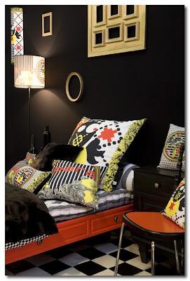 cushions by Laissez Lucie Faire
