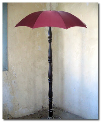 umbrella lamp by my constant creation