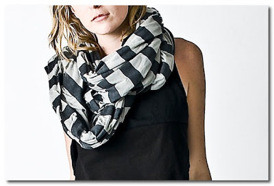 scarves by organic giraffe