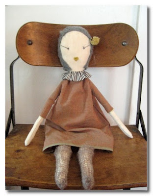rag doll by jess brown