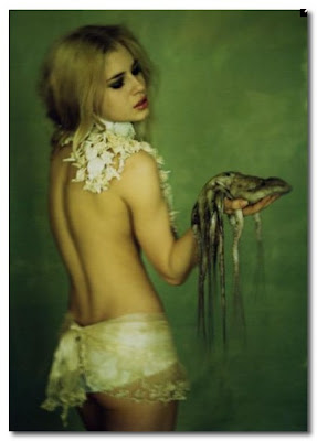 Camille Lescure lingerie paris