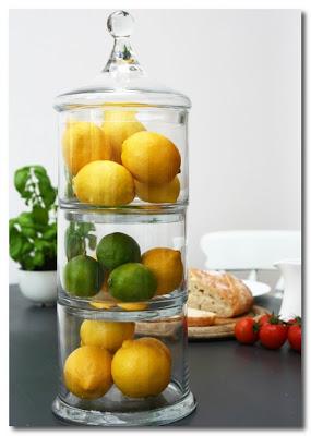 3 tier glass storage jars rockett st george