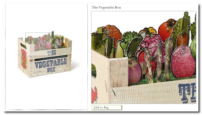 the vegetable box at anthropologie