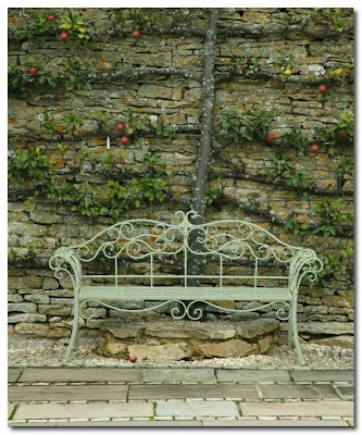 garden trading Élysées Bench