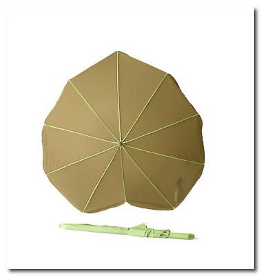 leaf umbrella pedlars