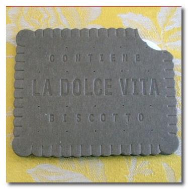 biscuit card bellocchio
