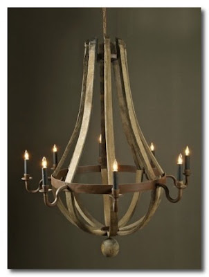 bobo Intriguing Objects chandelier