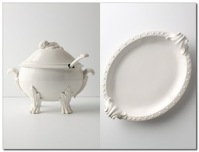 Beast's Feast Dinnerware anthropologie