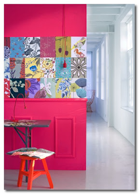 dutch colours in interiors