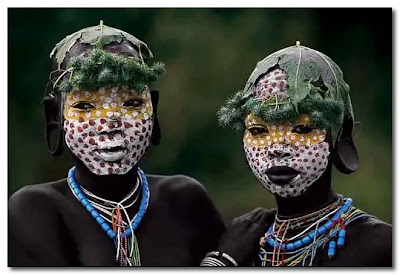 the omo tribe of ethiopia