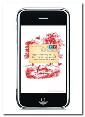 cartolina iphone app