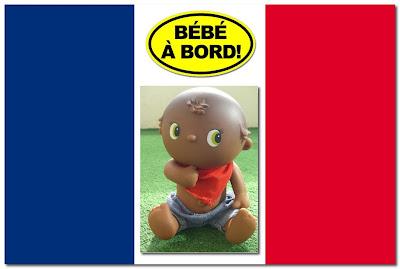 a french grandchild
