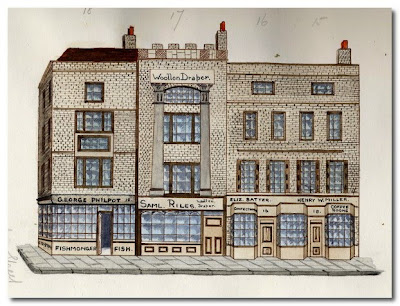 In Bishopsgate, Spitalfields, 1838