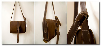 knot bag by jenna postma