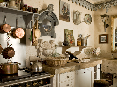 a fabulous french country house
