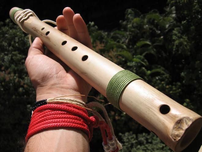 Lakota Flute