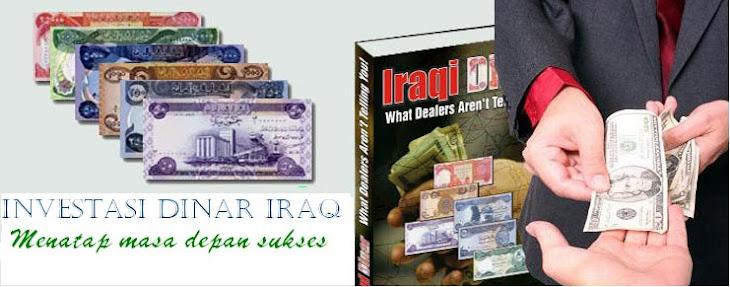 Investasi Dinar Irak