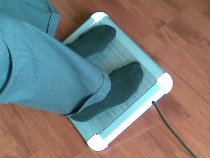 1/a - Ayak Isıtıcısı - ev içi kullanım-