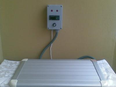 Profesyonel Kullanımda Hassas Sıcaklık Kontrol Üniteli Yatak