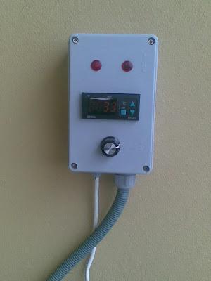 Hassas Sıcaklık Kontrol Ünitesi