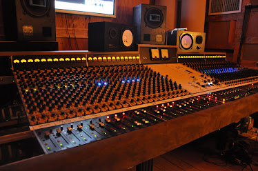 UTA LC48 Studio B at Barefoot Recording