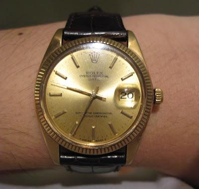 vintage rolex watches: