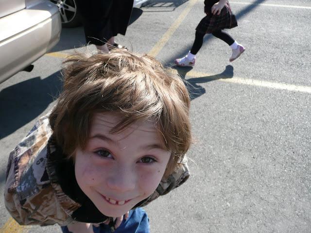 Noah age 8 -Oct 2009