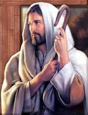 JESUS CRISTO NÃO INVADE SUA CASA, ELE É EDUCADO: