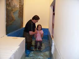 Kristen's Baptism