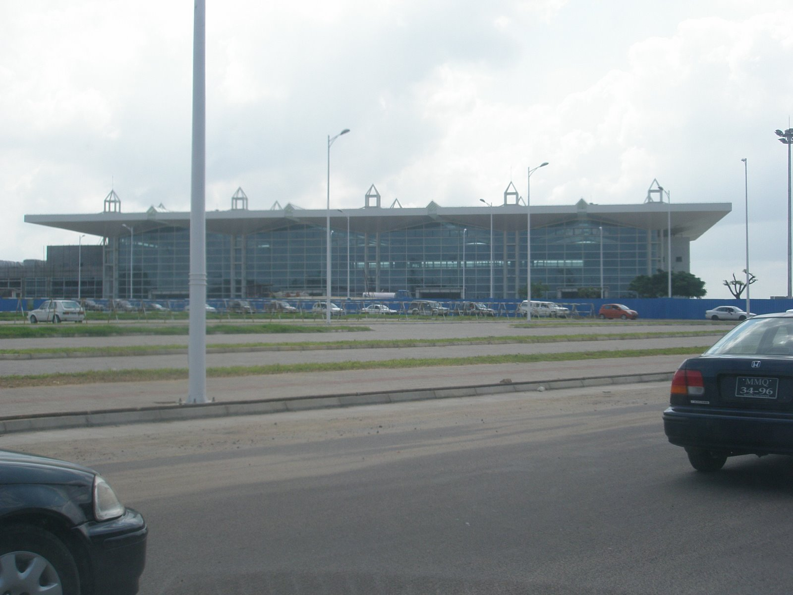 Aeroporto De Quelimane : Digital no Índico maputo imagem novo aeroporto em fase