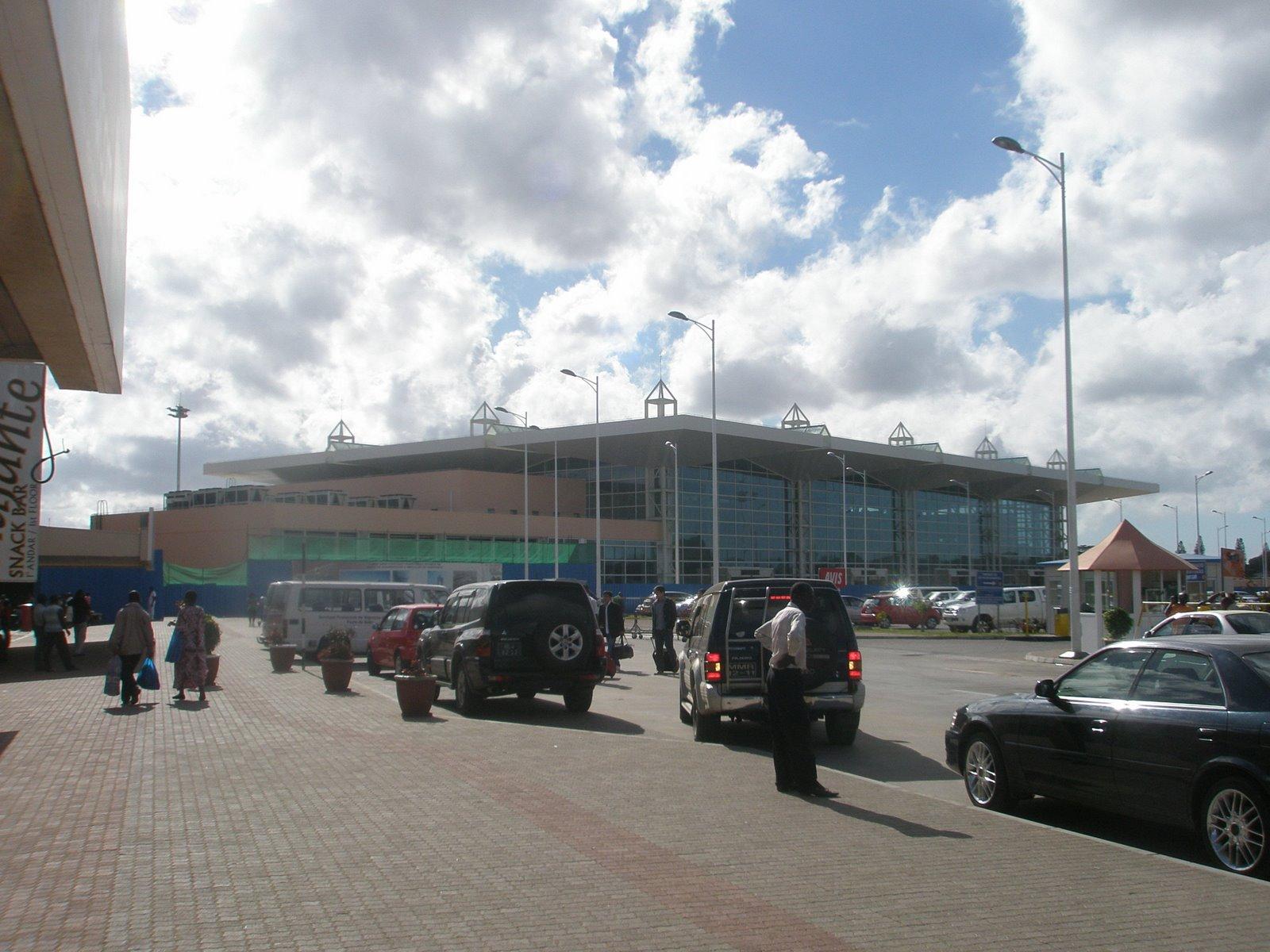 Aeroporto De Quelimane : Digital no Índico maputo novo aeroporto