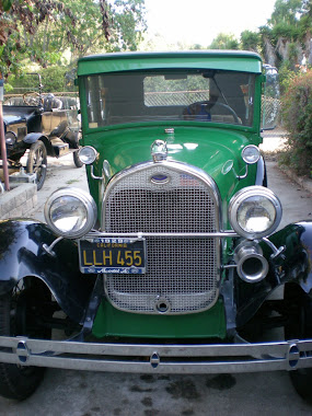 1929 model A