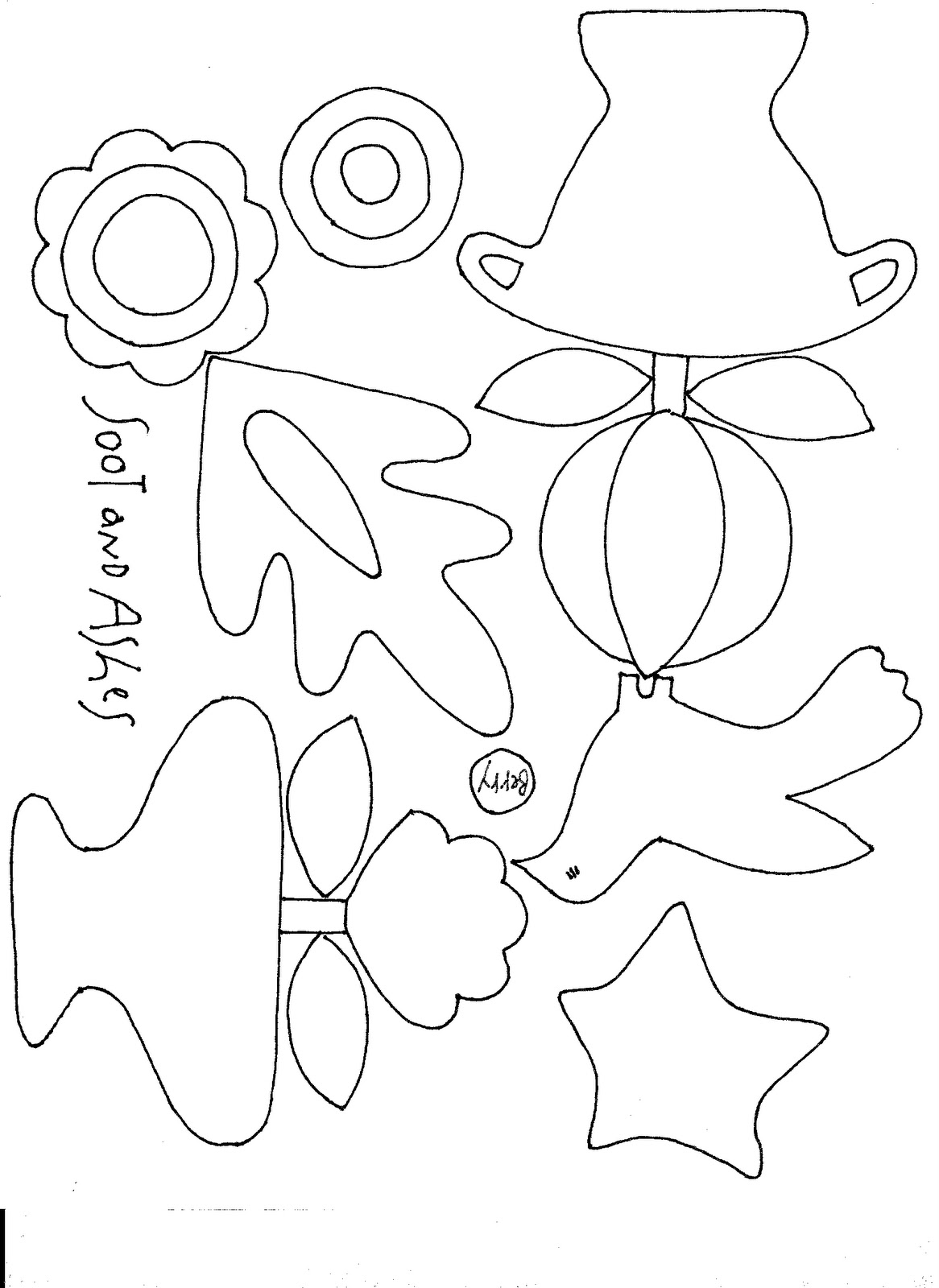 Free catepilgothej 12 coloring pages for The little red hen coloring page