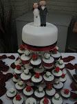 vickys wedding 21.11.09