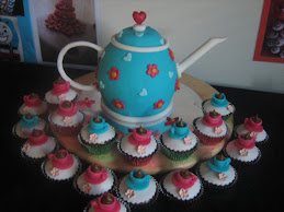 teapot and teacups 21.3.10