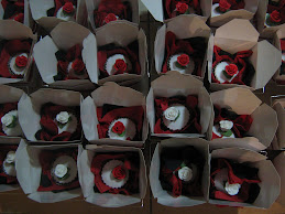 wedding cupcakes boxed 21.11.09
