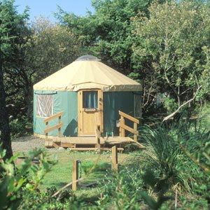 Florida Beach Yurt