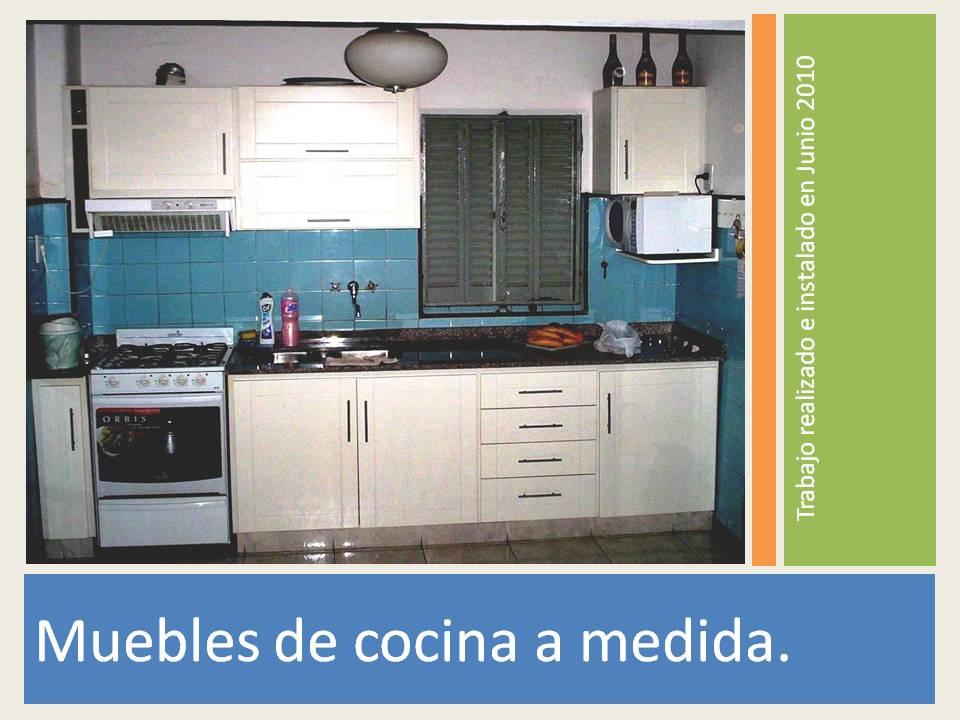 Reynaga Muebles Muebles de cocina a medida, distintos modelos