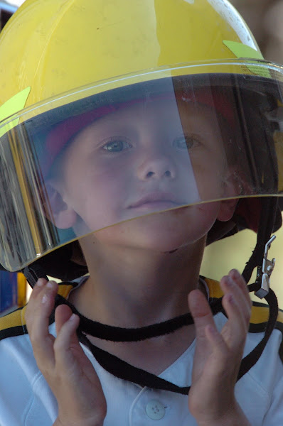 Covy The Firefighter