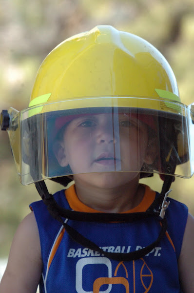 Gavin The Firefighter