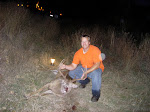 Cory with his White Tail Buck
