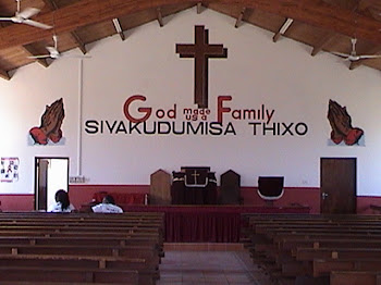 South African Church in KwaMashu Township
