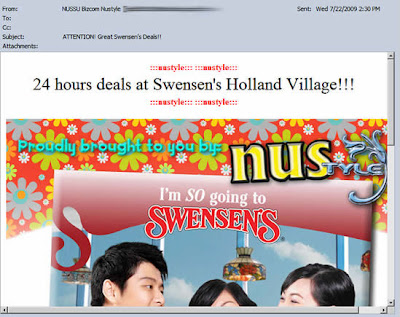 ATTENTION! Great Swensen's Deals!